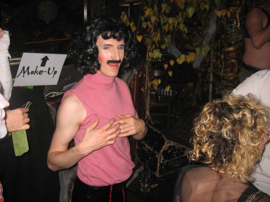 halloween 2012 queen freddie mercury costumes @ white tras… | flickr