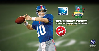 NFL DirectTV | by PlayStation.Blog
