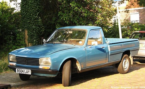 peugeot 504 pick up 1984 wouter bregman flickr. Black Bedroom Furniture Sets. Home Design Ideas