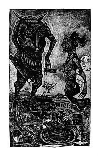 La Muerte De Un Hombre Salvaje by Humberto Valdez