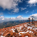 View From Atop Pikes Peak