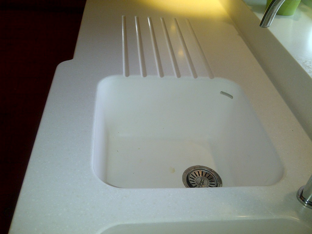 Fitting A New Kitchen Sink