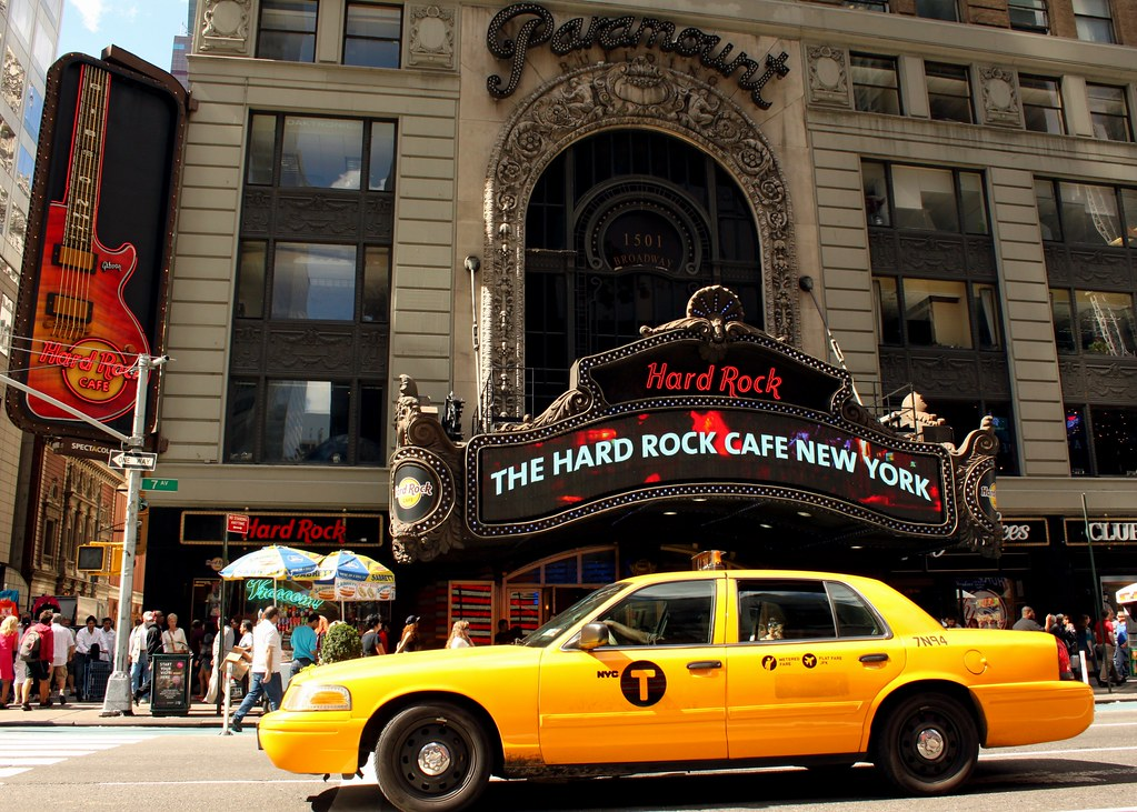 New Yorker Rock