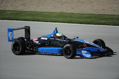 Kevin Aabol | by indianapolismotorspeedway.com