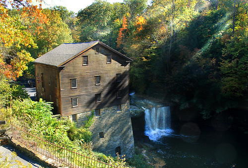 Lanterman's Mill, Autumn 2012 | by Jack W. Pearce