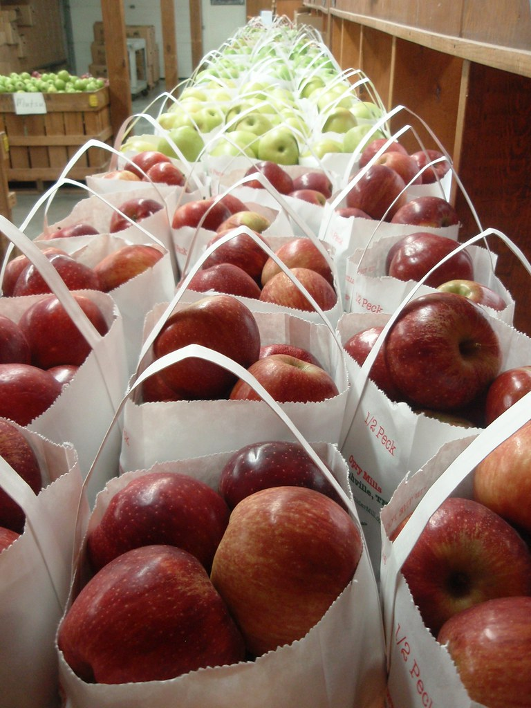 apples for sale | In the Apple Barn, Pigeon Forge, TN ...