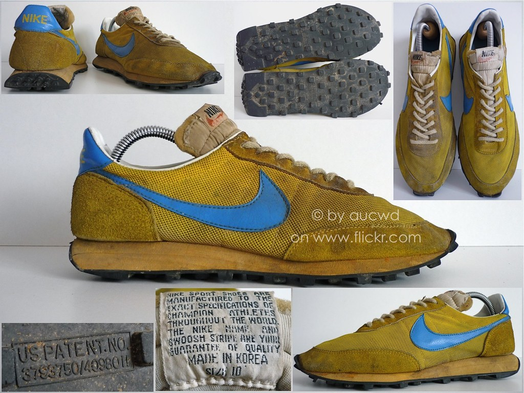 Nike Free Waffle Running Shoe