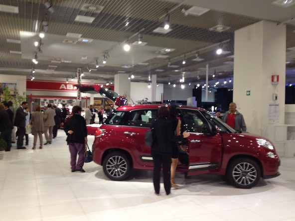 Motor Village Roma Inaugurazione Nuovo Showroom Jeep Flickr