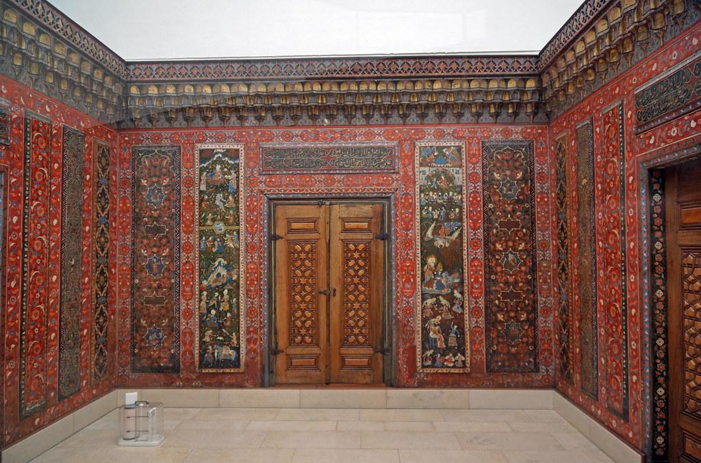 2012 10 10 10 13 berlin 338 pergamon museum aleppo zimmer for Zimmer berlin