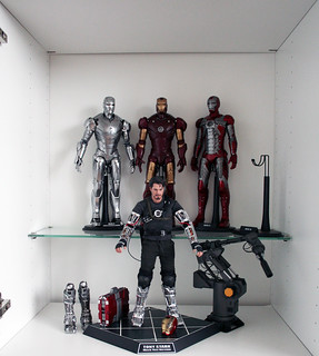 Showcase B: Iron Men 1/6 scale figures | by marvelousRoland