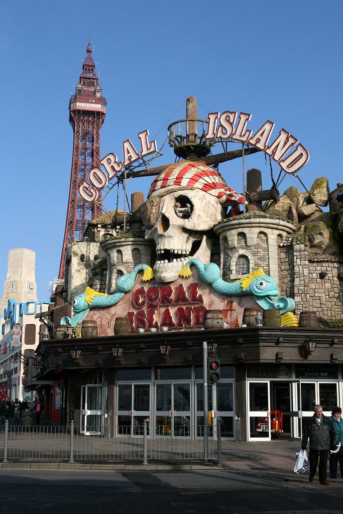 Coral Island Blackpool Jobs