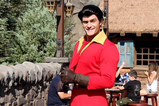 Gaston | by disneylori