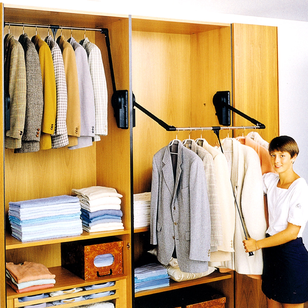 ... Wardrobe Lift System | By Outwater Plastics