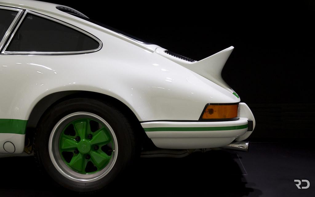 That Unforgettable Ducktail 1973 Porsche 911 2 7 Carrera