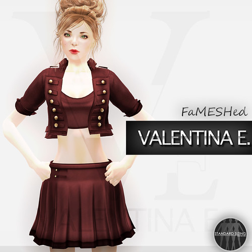 :V.e. Cadet Ensemble Mesh NEW @ FaMESHed! | by Valentina E./Evangeline Eames