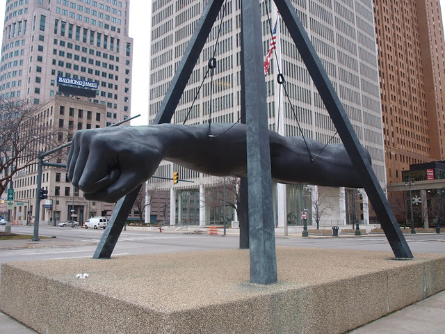 Joe Louis Fist 3
