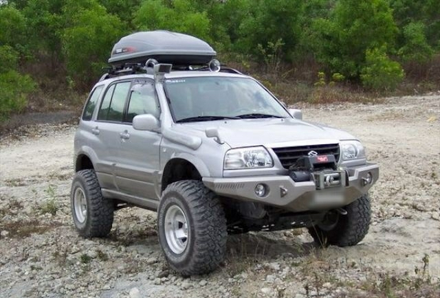 Suzuki Grand Vitara Luxury Off Road