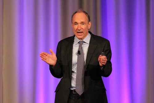 Sir Tim Berners-Lee | by neeravbhatt