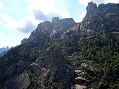 Retour sur le chemin de Bocca di Larone : Punta di u Corbu et Punta Lunarda