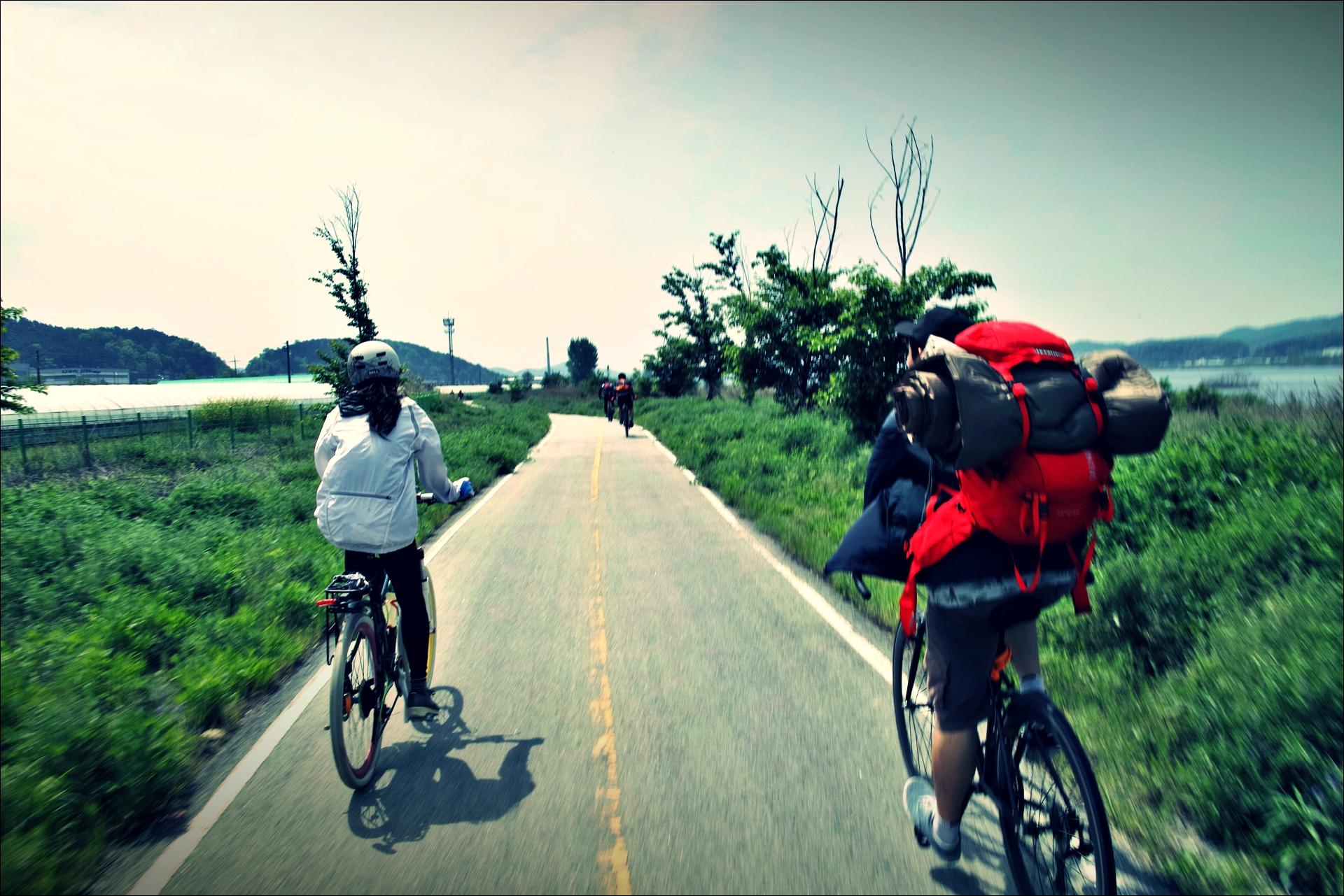 달린다-'낙동강 자전거 종주여행'