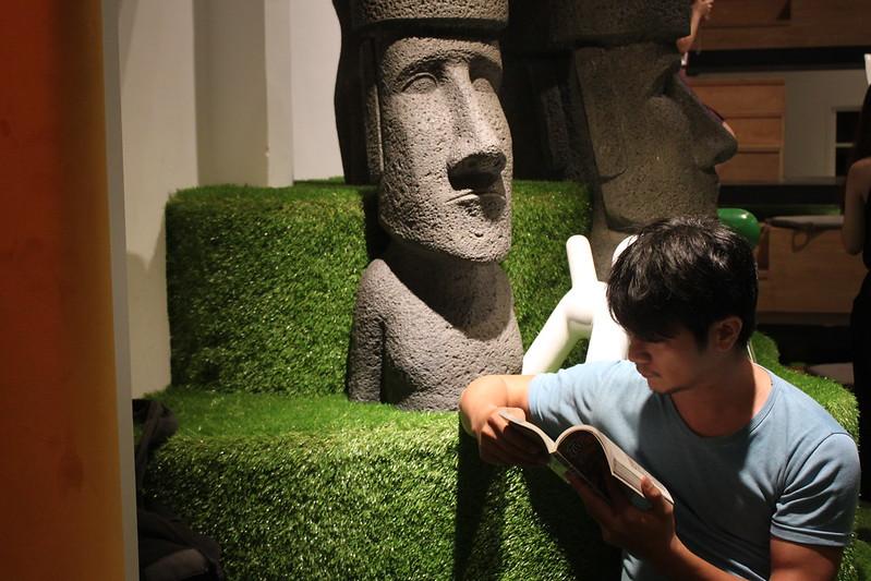 奧蘿茉OROMO -台北咖啡館-不限時間免費網路 (31)