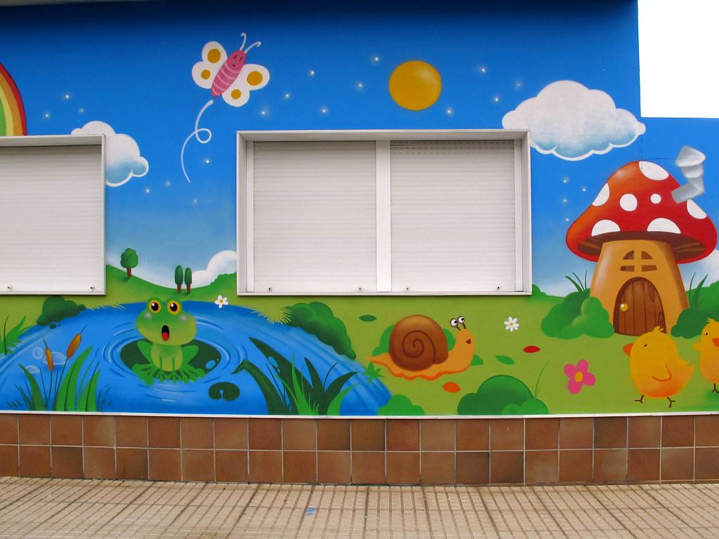 Escuela infantil la pradera pinchar en la imagen para for Estudiar diseno de interiores online gratis