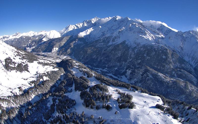 La station de ski les contamines hauteluce flickr - Office tourisme les contamines ...