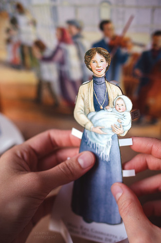 The Children's Titanic Paper Dolls | by Simply Vintagegirl