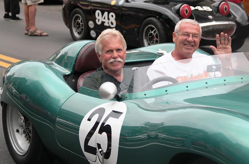 Wayne Carini Car Show