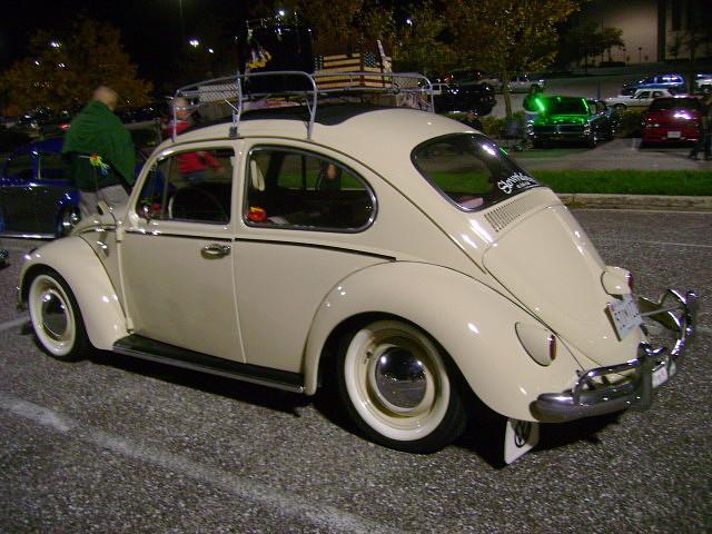 1965 Volkswagen Beetle 59 Decklid 61 Taillights Lost