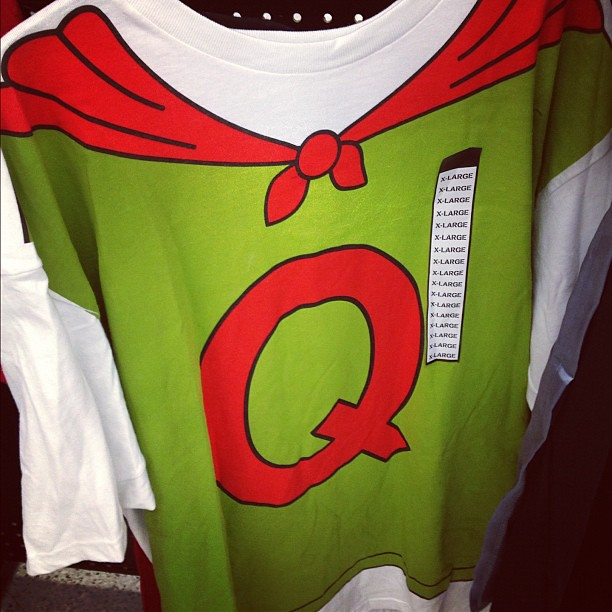 Quailman Doug Costume #quailman costume/shirt! Quailman And Patty Mayonnaise