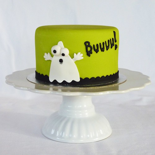 Ghost Cake Pan