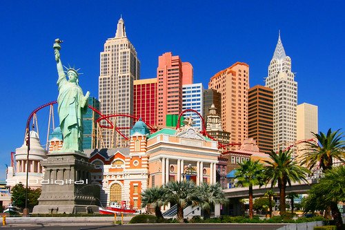 New York Hotel and Casino Las Vegas | by SLDdigital