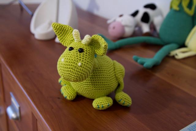 Green Dragon Amigurumi Pattern : Dragon Amigurumi Flickr - Photo Sharing!