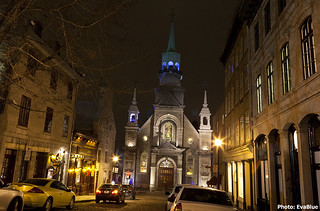 Chapelle Notre-Dame-de-Bonsecours | by Eva Blue