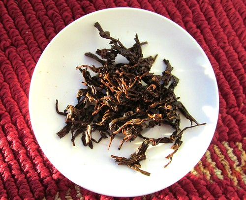 Subtle Roast Zheng Shan Xiao Zhong from Verdant Tea | by teama2012