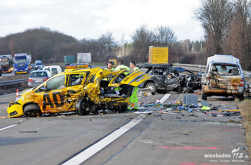 Unfall A3 Bad Camberg Heute