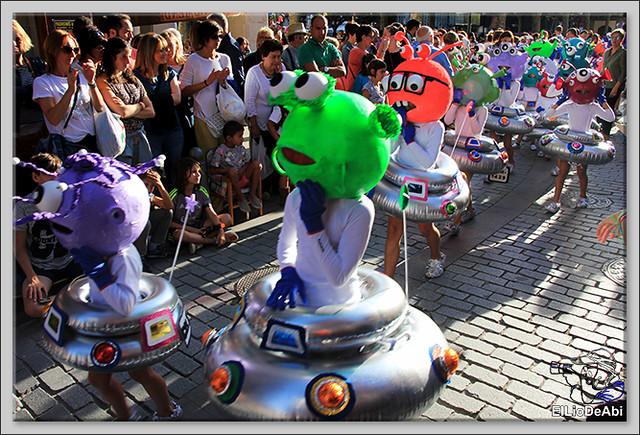 Briviesca Fiestas 2016 Desfile Infantil de Disfraces 4