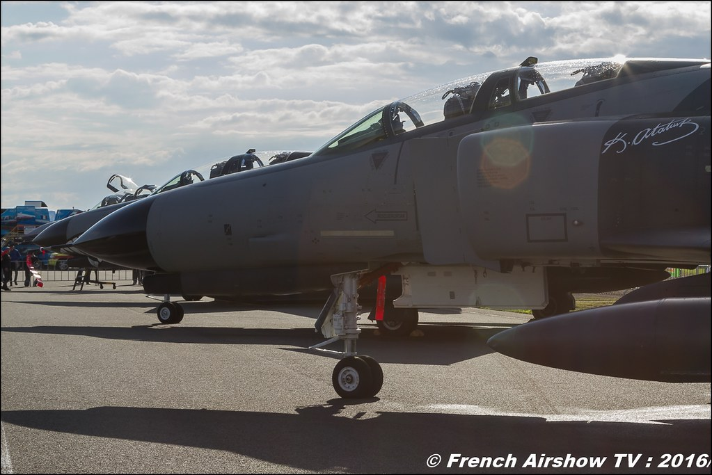 F-4 Phantom turk ,Belgian Air Force Days 2016 , BAF DAYS 2016 , Belgian Defence , Florennes Air Base , Canon lens , airshow 2016