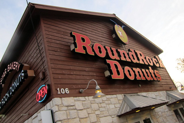 Image Result For Round Rock Donuts