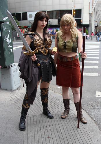 NY Comic-Con 2012: Xen...