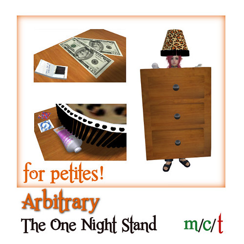 gratis arena for one night stand