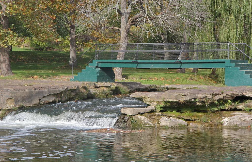 Falls Park • Pendleton