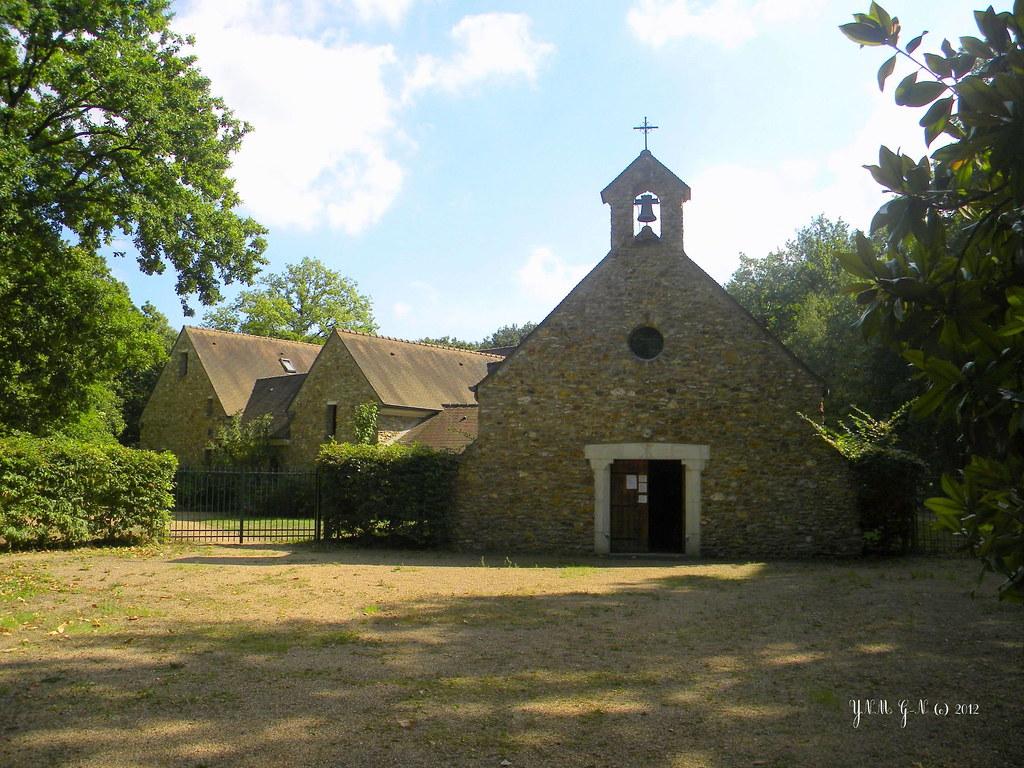 Prieuré SaintBenoit  Communauté Assomptioniste  SaintL  ~ Saint Lambert Des Bois
