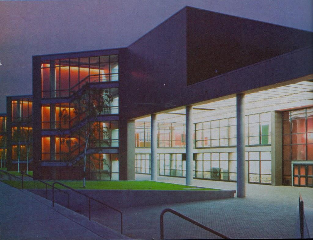 Caudill Rowlett Scott Bulkeley High School Hartford Conn
