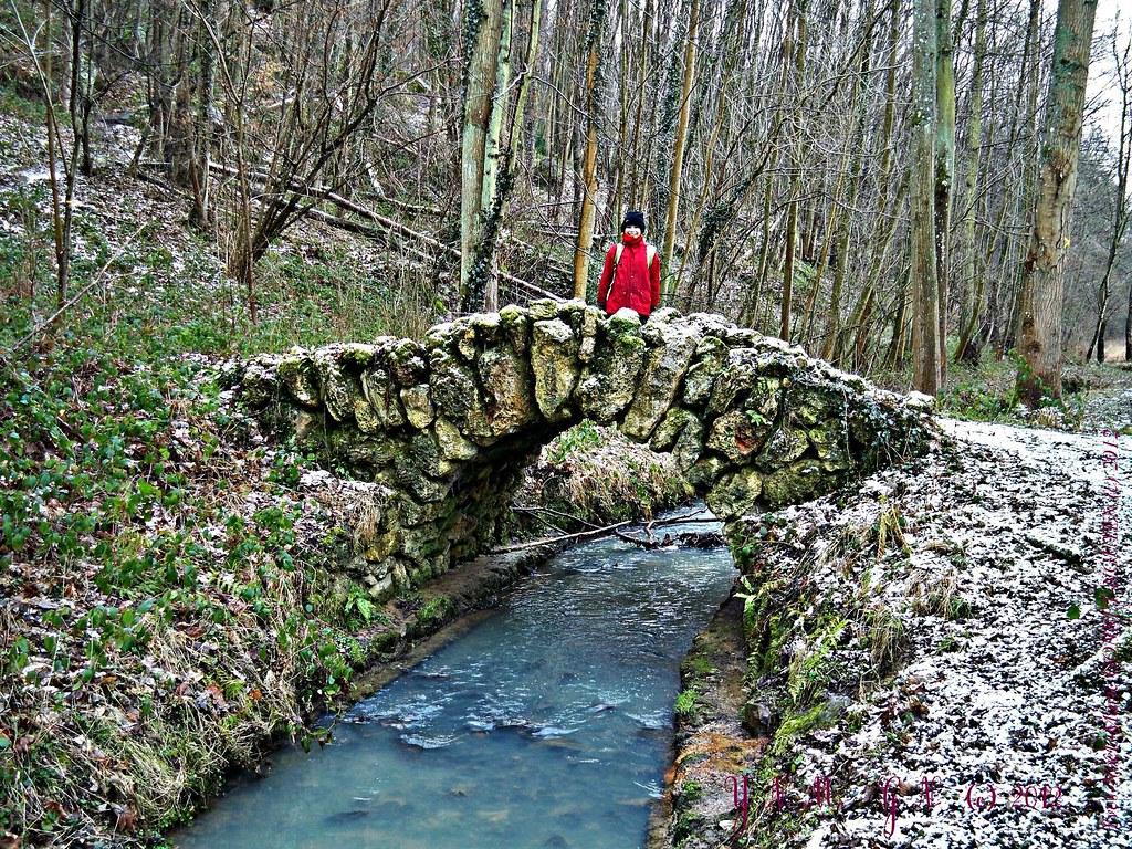 Petits ponts de la m rantaise voisins le bretonneux ma for Parc naturel yvelines