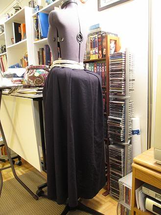 Black Petticoat Side