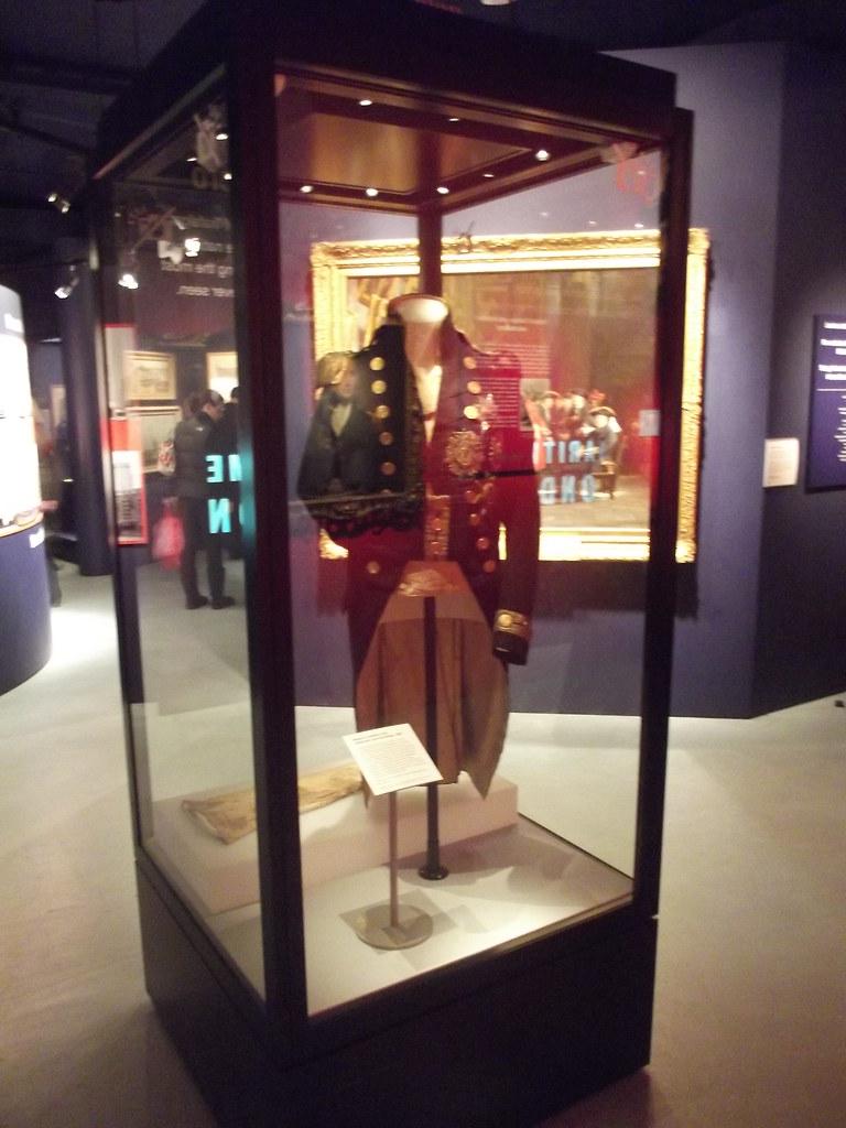 National Maritime Museum Greenwich Nelson S Undress Coa