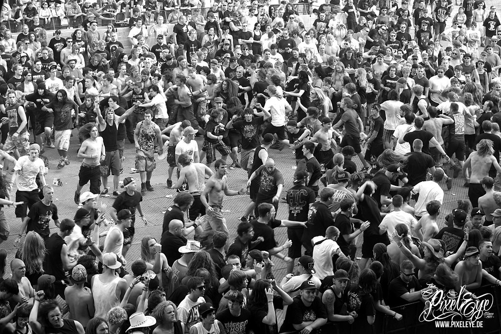 to mosh or not to mosh A mosh pit, for those of you who don't know (and don't admit that or i'll  it  understands what parents and teachers don't, that puberty is not.