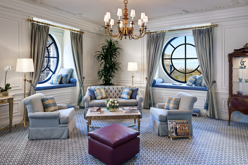 the living room ny the st regis new york imperial suite living room 14927